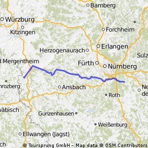 2009 Ludwig Kanal-Rothenburg/o d Tauber