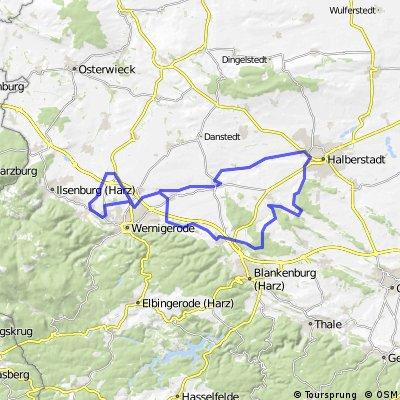 Vorharzrunde - 67 Km.gpx