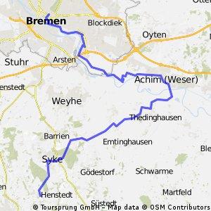 Bremen-Achim-Bassum