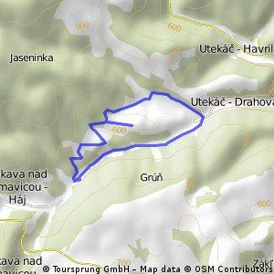 Kokava Haj - okruh