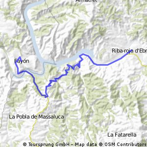 Fayon - Riba Roja