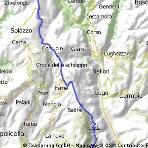 Stallavena - Sant'Anna d'Alfaedo