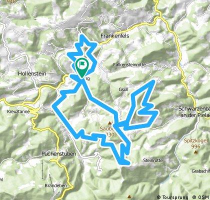 MTB Dirndltal Race (Trophy Race 40km 1900hm)