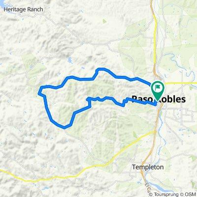 US: Paso Robles west