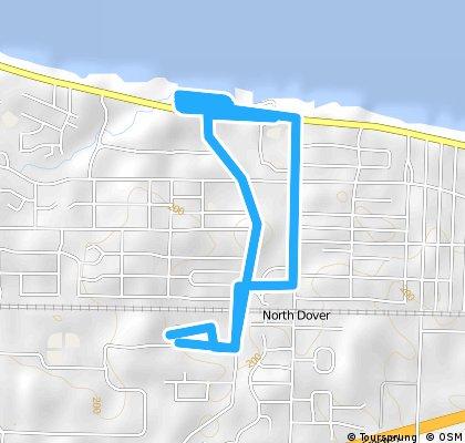 Bike Path Lake Road
