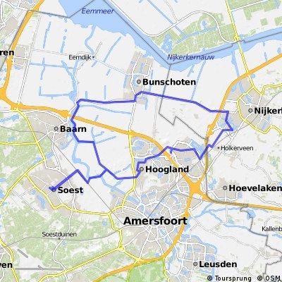Soest-Baarn-Nijkerk-Hoogland