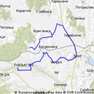 Biała Krynica - Hurjuieni