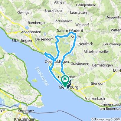 Meersburg - Salem - Unteruhldingen