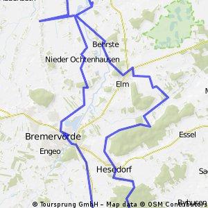 Ostekultur-Route