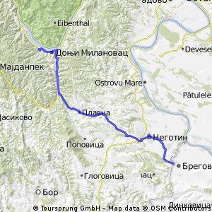 Milanovac Bregovo