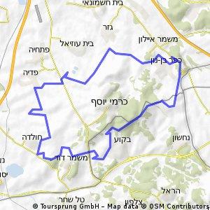 בית הרצל בן נון משמר דוד