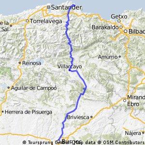 Burgos - Medina de Pomar