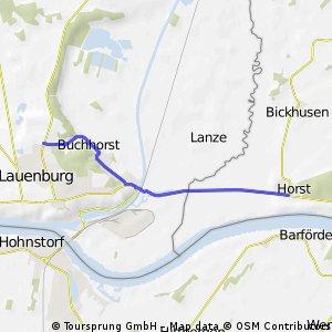 Lauenburg-Horst