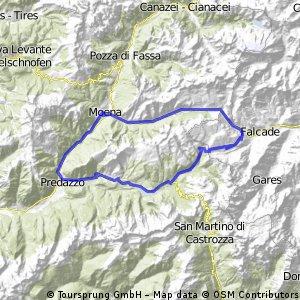 Marcialonga - druhé kolo