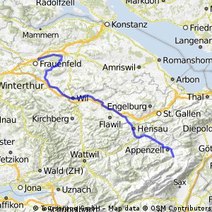 Frauenfeld-Weissbad