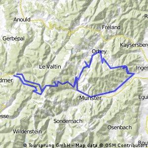 Vogesen - Ausflug ins Elsass