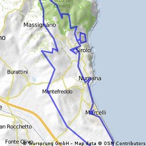 MARCELLI-M.COLOMBO-M.CONERO-SIROLO E RITORNO