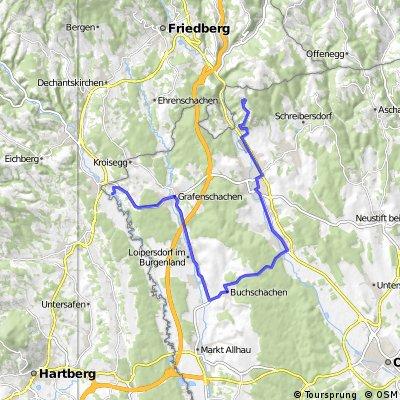 SPÖ Radtour mit Landeshaauptmann Hans Nissl