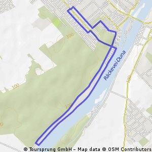 Szh Dunapart 10km