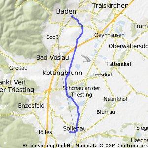 Baden - Sollenau