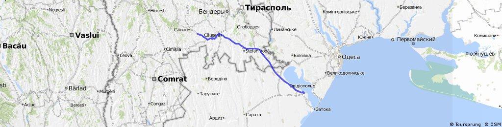 Cimatei Noi - Bilhorod Dnistrovsky