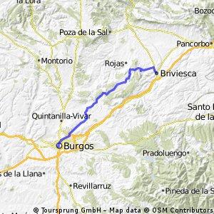 BCB1. Morciencuentros 1. Burgos Briviesca