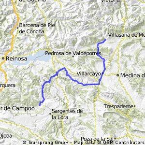 BCB. Morciencuentros 5. Espinosa de los Monteros-Polientes