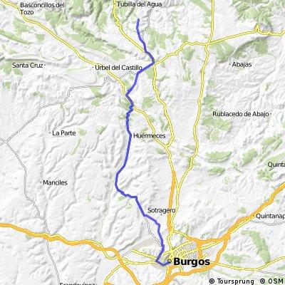 BCB7. Morciencuentros  7. Mozuelos de Sedano-Burgos