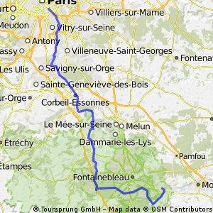 Paris Moret 2014
