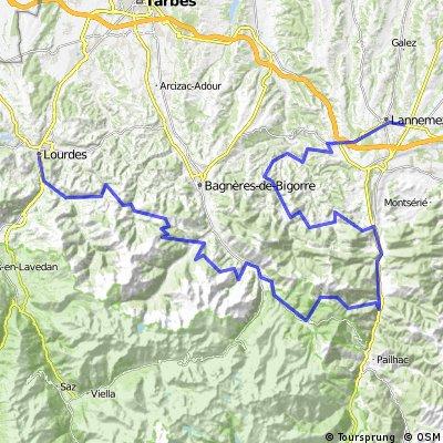 Tour de France 8 Lourdes - Lannemezan