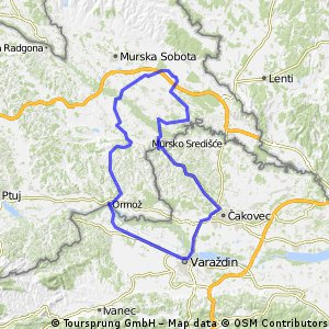 Cycling 12.10.2014 (Slovenia-Croatia)