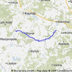 Klaipeda - Vilnius 6