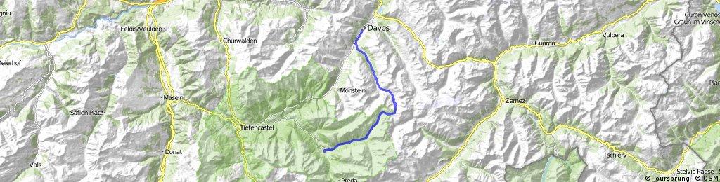 Wallis Alpine Bike Etape 16