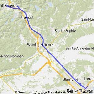 Rosemere - St-Sauveur