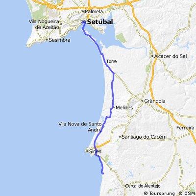Portugal-Trip 5. Etappe