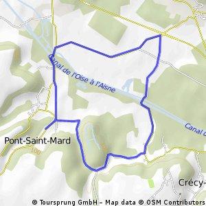 Pont saint Mard