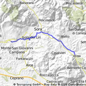 Casamari-Atina