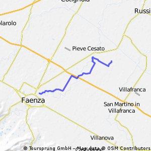 """Faenza-Albereto: Verso la """"Sagra dla Batdura"""""""