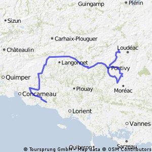 Saint-Caradec-Mouelan-sur-Mer