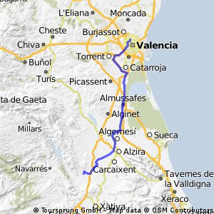 Valencia-Gavarda
