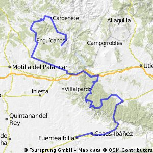 Fuentealbilla- Hoya del Herrero