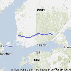 Laitila - Lappeenranta 2014 Edition