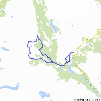 Skåburittet 50km