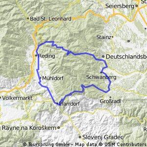 Soboth - Weinebene