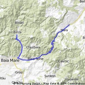 Desesti - Baia Mare (Firiza)