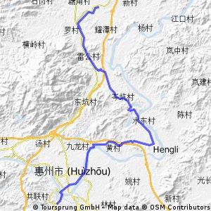 惠州-楊村