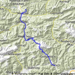 Mariazell (kristallsee) - Veitsch