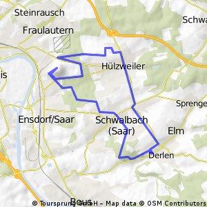 Bergehalde Ensdorf