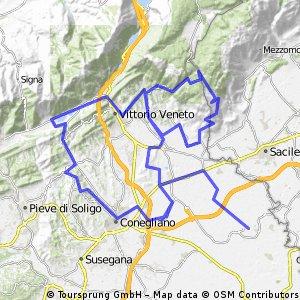 6. Gaiarine - San Fior