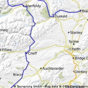 2. Stirling - Blairgrowie